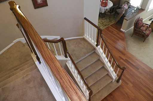 Interior Home Painting Stair San